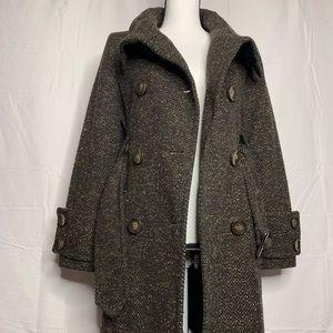 Zara• Brown Mix Coat